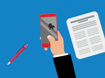 Naprawianie telefonów – cztery najczęstsze usterki